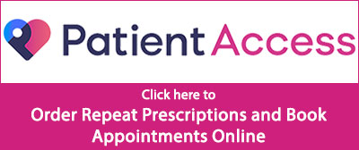Click here to Order Repeat Prescriptions and Book Appointments